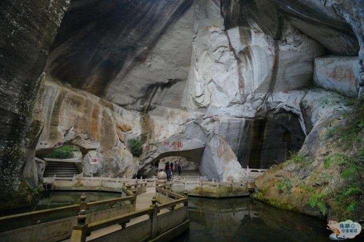 Choáng ngợp với mỏ đá nhân tạo lớn nhất Trung Quốc cách đây hàng nghìn năm - 1