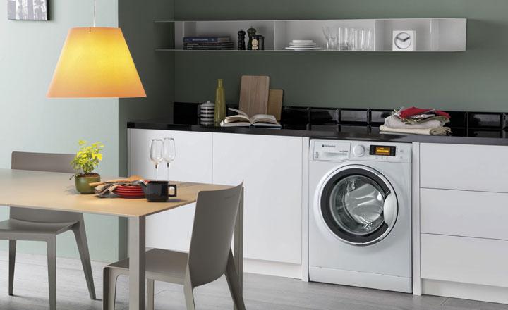 Thiết kế phòng giặt đồ khoa học và tiện dụng