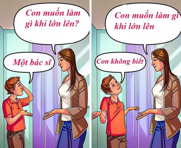 Những cha mẹ luôn miệng so sánh trẻ với 'con nhà người ta' tưởng tốt, ai dè tác hại khôn lường