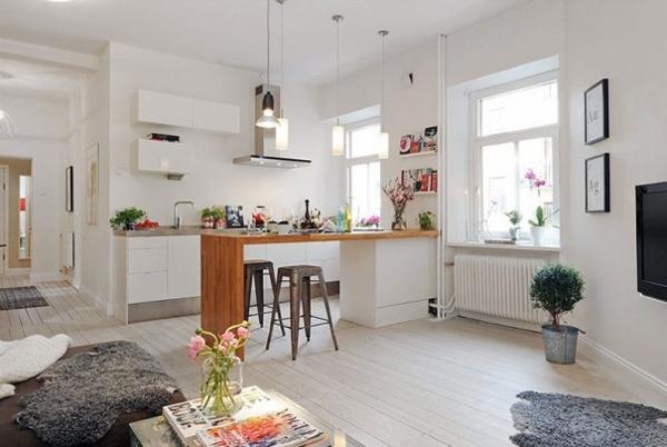 Lối đi riêng nào cho nghệ thuật thiết kế nội thất chung cư hiện đại?
