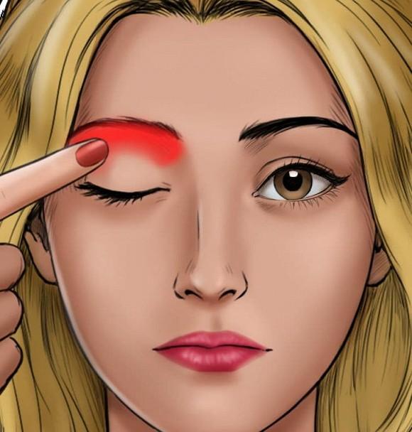8 kỹ thuật xoa bóp giúp bạn tránh tình trạng đau đầu