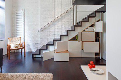 Những ý tưởng trong việc thiết kế nội thất nhà phố nhỏ