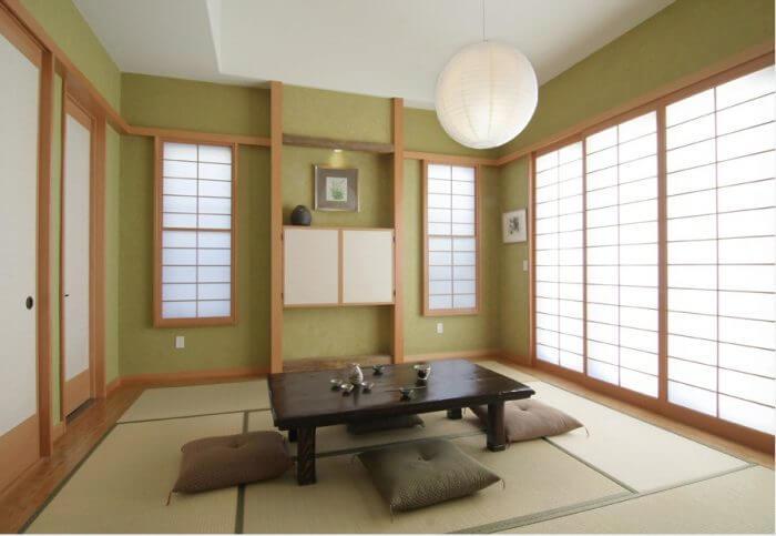 Tiêu chí để thiết kế nội thất chung cư kiểu Nhật