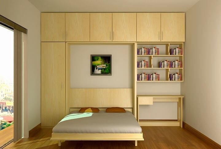 Ngỡ ngàng trước thiết kế nội thất chung cư thông minh