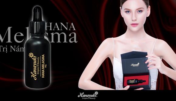 Hanayuki - Mỹ phẩm chất lượng Châu Âu an toàn cho người Việt