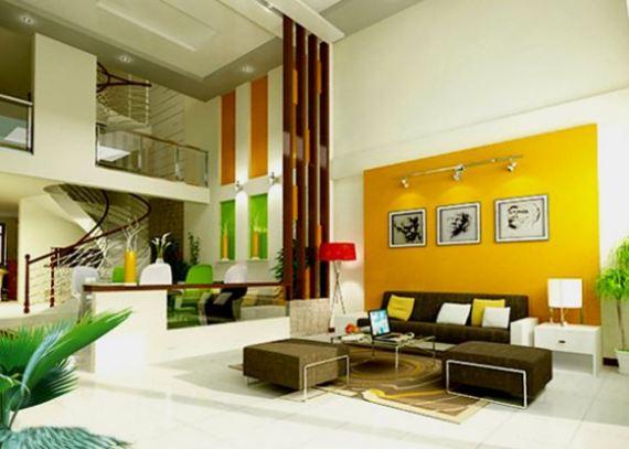 Khai sáng không gian phòng khách nhờ phong cách thiết kế nội thất độc đáo