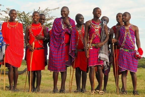Khám phá 7 bộ lạc lâu đời nhất châu Phi - 1