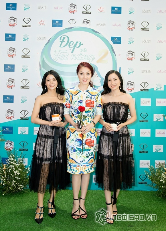 Mỹ phẩm Kosxu Hàn Quốc đồng hành cùng chương trình 'Đẹp và Tài năng' mừng ngày 8/3