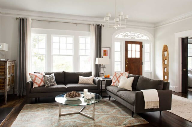 Bật mí cách trang trí nội thất phòng khách chung cư hiện đại