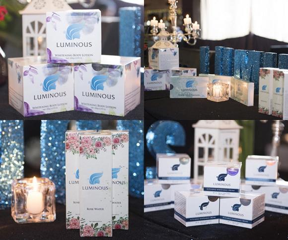 Luminous – Thương hiệu mỹ phẩm dưỡng trắng vừa ra mắt đã mê hoặc phái đẹp