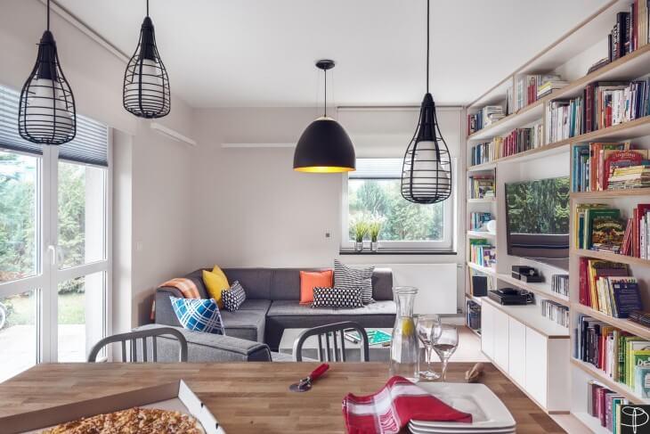 Thiết kế nội thất chung cư miễn phí tại Homexinh