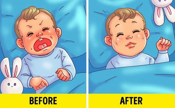 Bác sĩ nhi khoa chia sẻ từng bước để các mẹ giúp con thích nghi với việc ngủ một mình