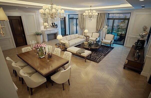 Lưu ý khi thiết kế nội thất căn hộ chung cư nhỏ bạn cần biết ngay