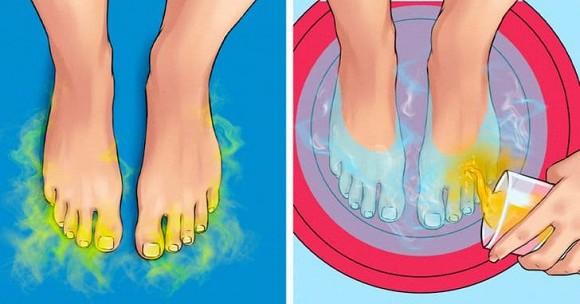 7 biện pháp loại bỏ mùi cơ thể bằng sản phẩm tự nhiên tại nhà