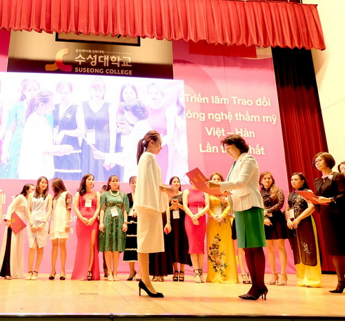 Mỹ phẩm Be Nature được vinh danh tại Hàn Quốc