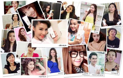 Mỹ phẩm Sakura top 100 thương hiệu được ưa chuộng nhất Việt Nam 2014