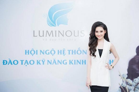"""Mỹ phẩm Luminous vào Nam ra Bắc truyền dạy """"bí quyết vàng"""" trong kinh doanh"""