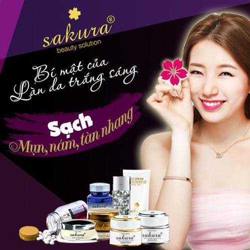 Sự thật đằng sau công dụng làm đẹp da trong 4 tuần của mỹ phẩm Sakura