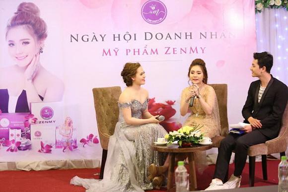 Hot girl xinh nhất Biên Hòa hội ngộ dàn doanh nhân mỹ phẩm ZenMy