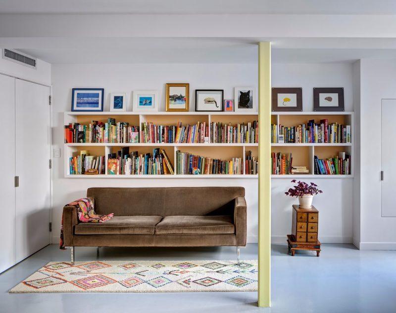 Đồ nội thất đầy tính nghệ thuật trong ngôi nhà của nghệ sĩ