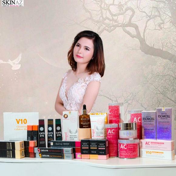 Nguyễn Thị Yến – cô dược sĩ làm giàu bằng mỹ phẩm uy tín SkinAZ