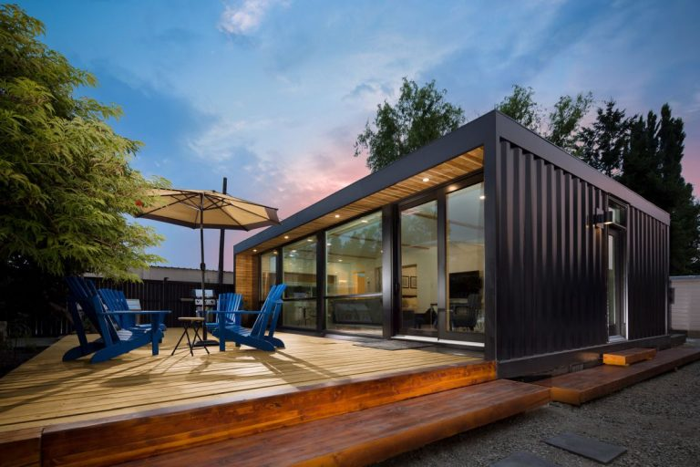 TƯ VẤN Có nên thiết kế nhà container ?