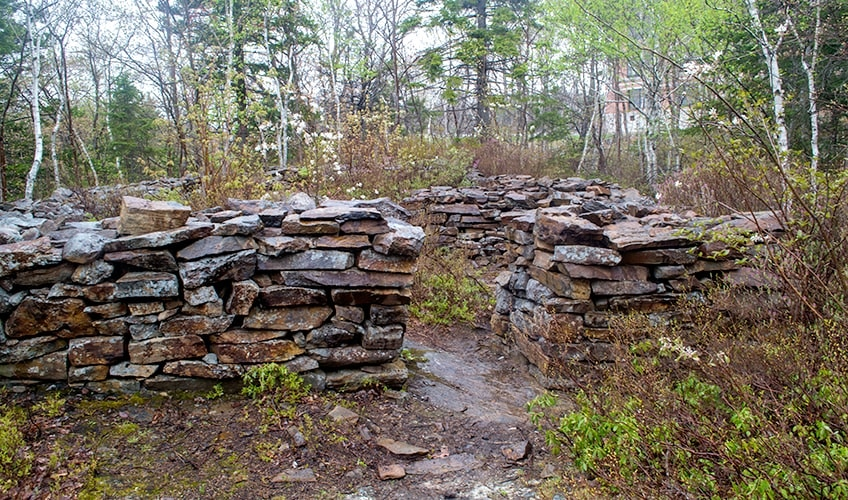 Những địa điểm bí ẩn và đáng sợ nhất xứ sở lá phong - 1