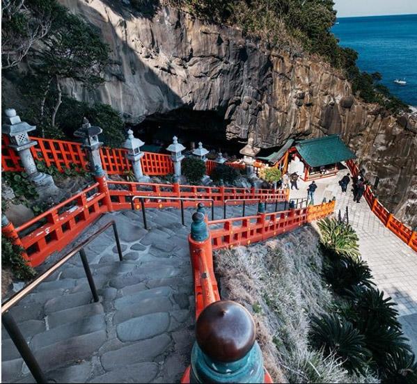 Những ngôi đền ấn tượng và độc đáo nhất Nhật Bản - 1