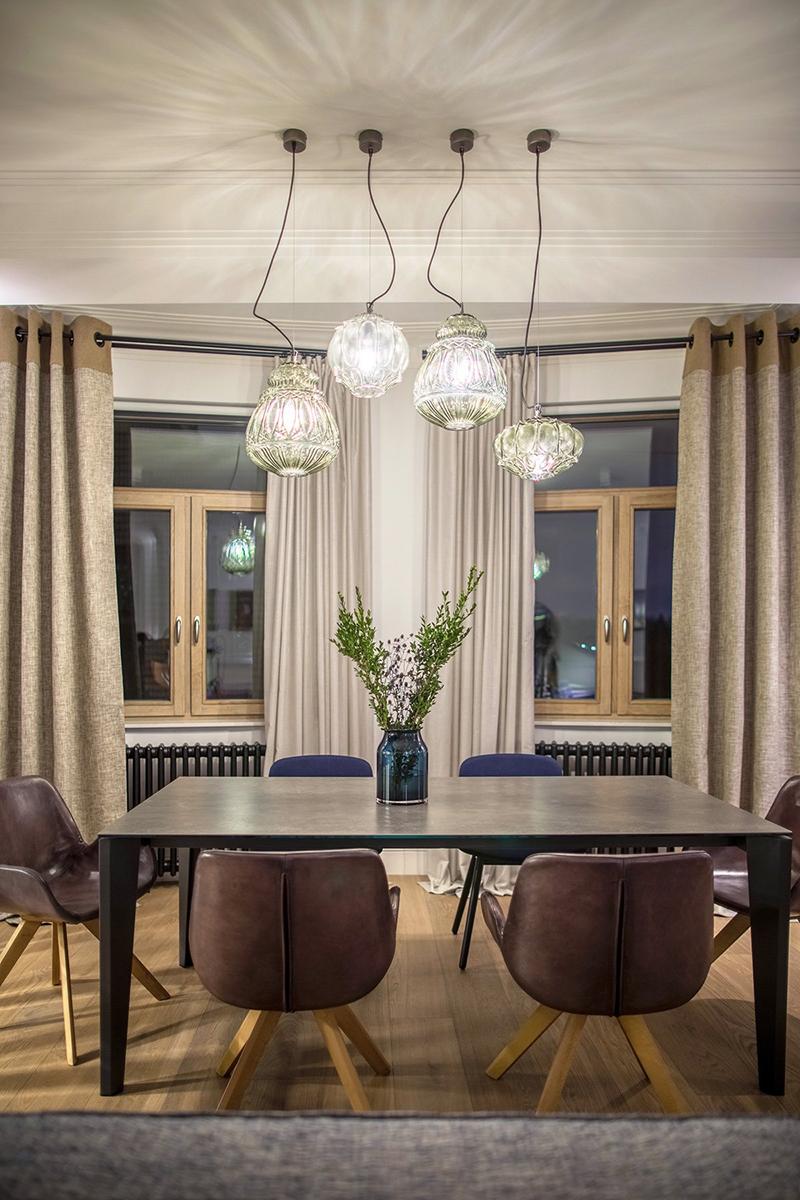 Mẫu căn hộ cá tính cho chủ nhà thích thời trang