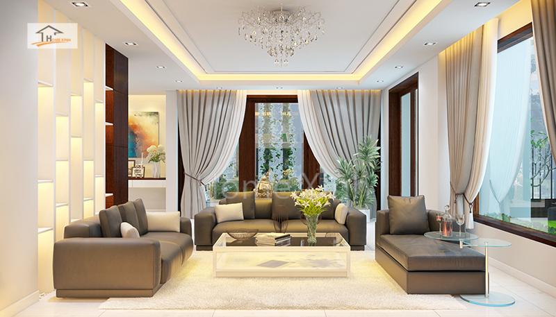 5 mẫu thiết kế nội thất biệt thự tại Hà Nội đẹp nhất – HomeXinh