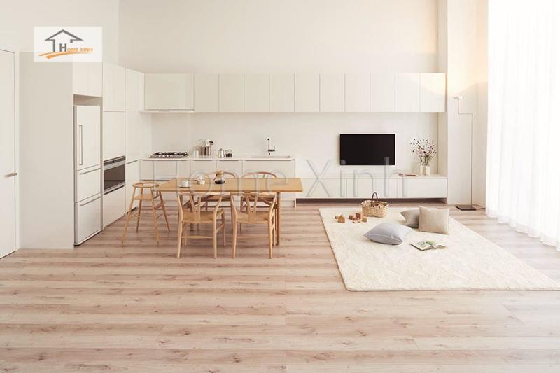 Phòng bếp không chỉ là nơi nấu nướng
