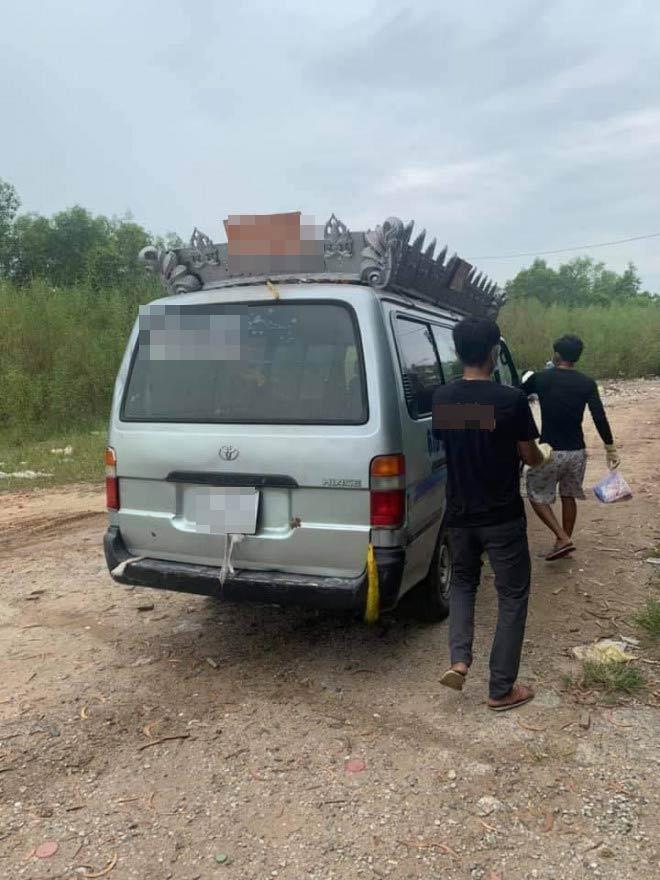 Phát hiện thi thể có vết đâm trôi trên sông ở Đồng Nai - 1