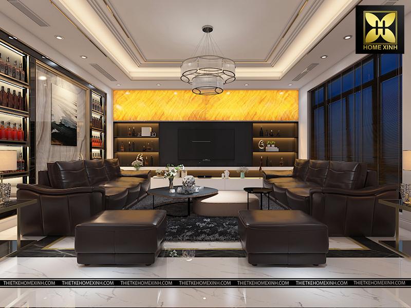Những điều cần tránh khi lựa chọn đèn trang trí phòng khách