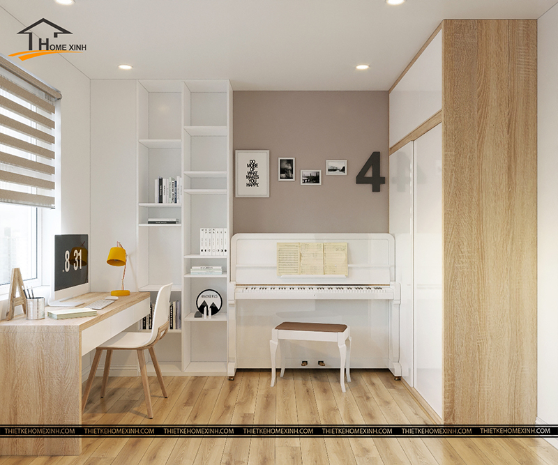 Điều chỉnh ánh sáng giúp biến đổi không gian phòng ngủ của bạn