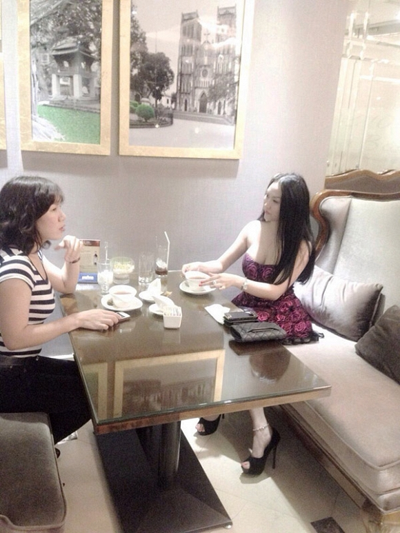 Phi Thanh Vân mở rộng thị trường mỹ phẩm ra nước ngoài và kêu gọi nhà đầu tư