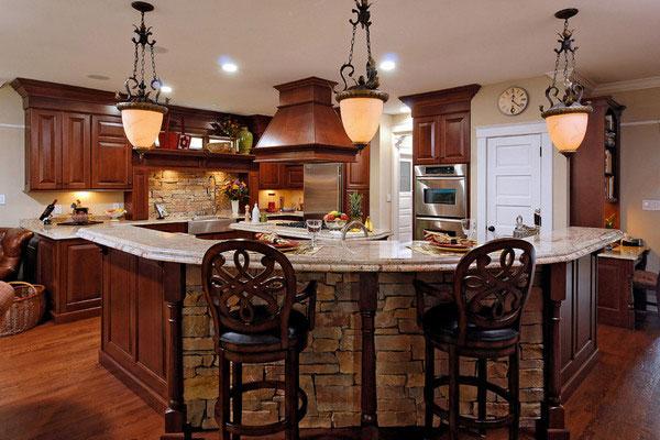 Mẫu thiết kế nội thất chung cư cao cấp phong cách cổ điển