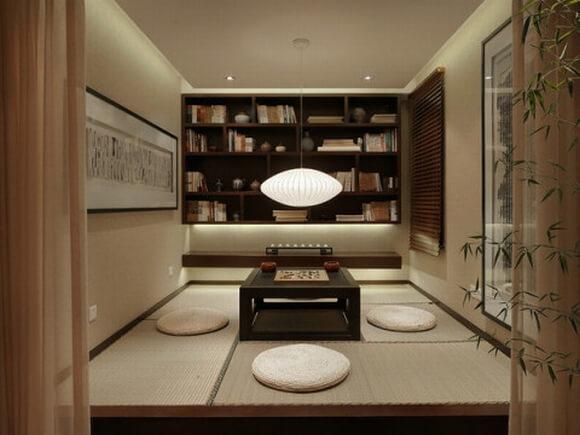 Thiết kế nội thất chung cư phong cách Nhật Bản có đặc trưng gì ?