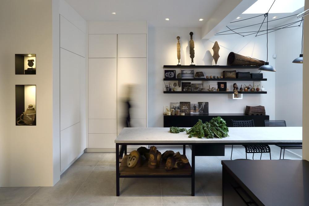 Phong cách thiết kế phòng bếp đẹp khiến nhiều người mơ ước