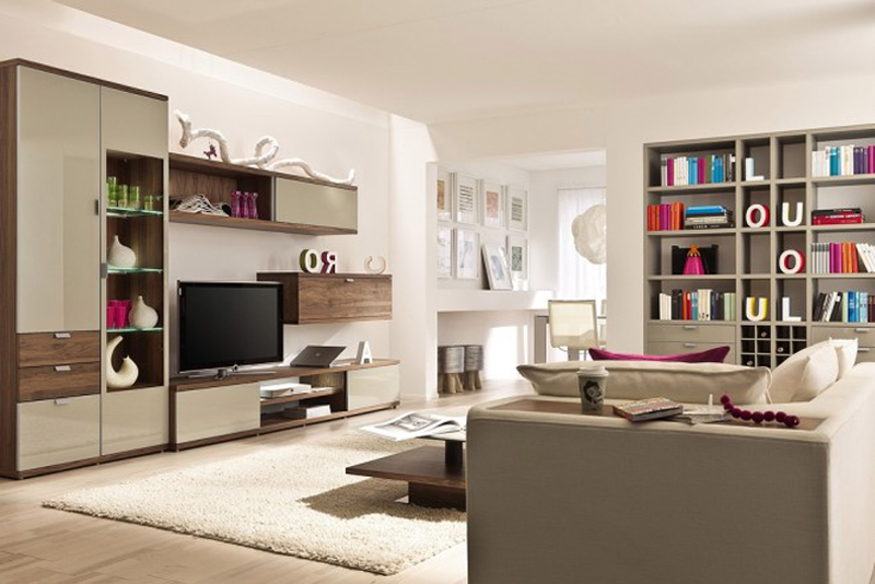 8 mẫu thiết kế phòng khách đẹp cho mọi gia đình