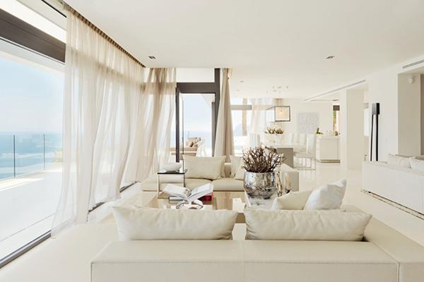 Trả lời cho câu hỏi: Diện tích phòng khách bao nhiêu m2 là hợp lý?