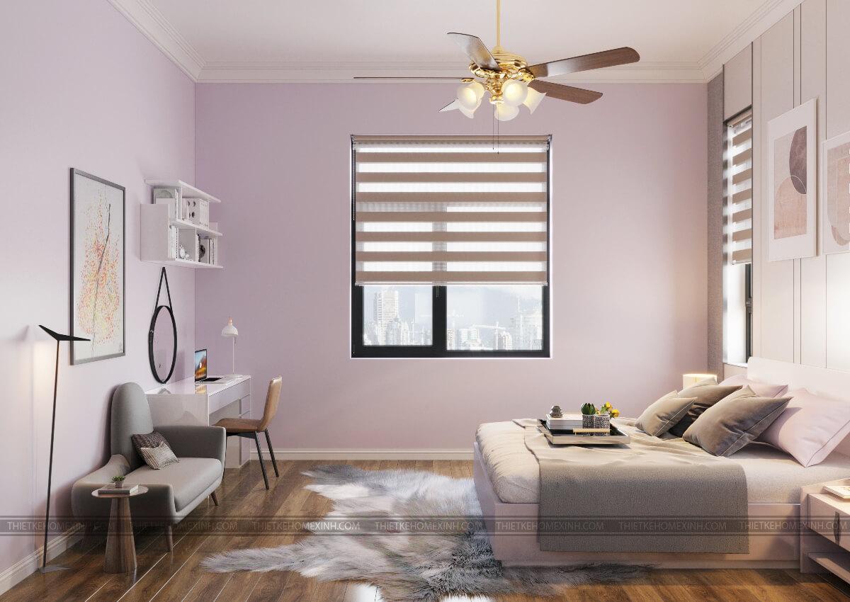 Các bước chọn màu sắc thiết kế nội thất – HomeXinh