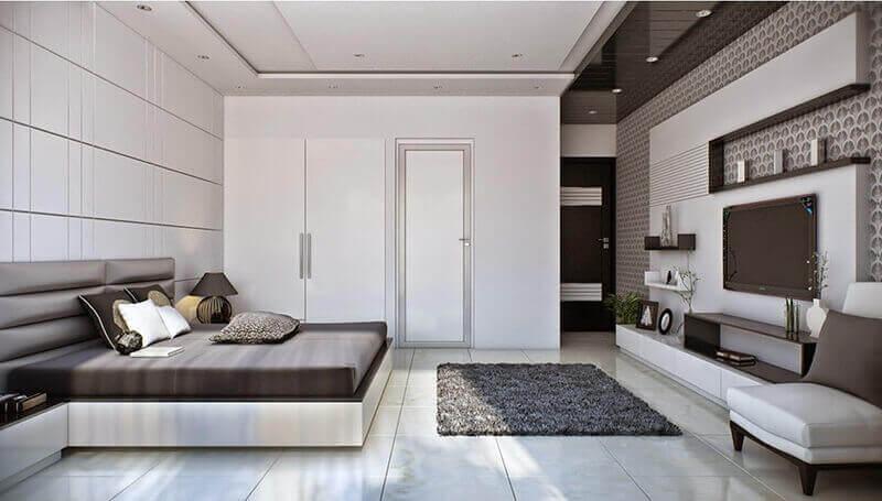 3 mẫu thiết kế phòng ngủ chung cư đẹp mà bạn không nên bỏ qua