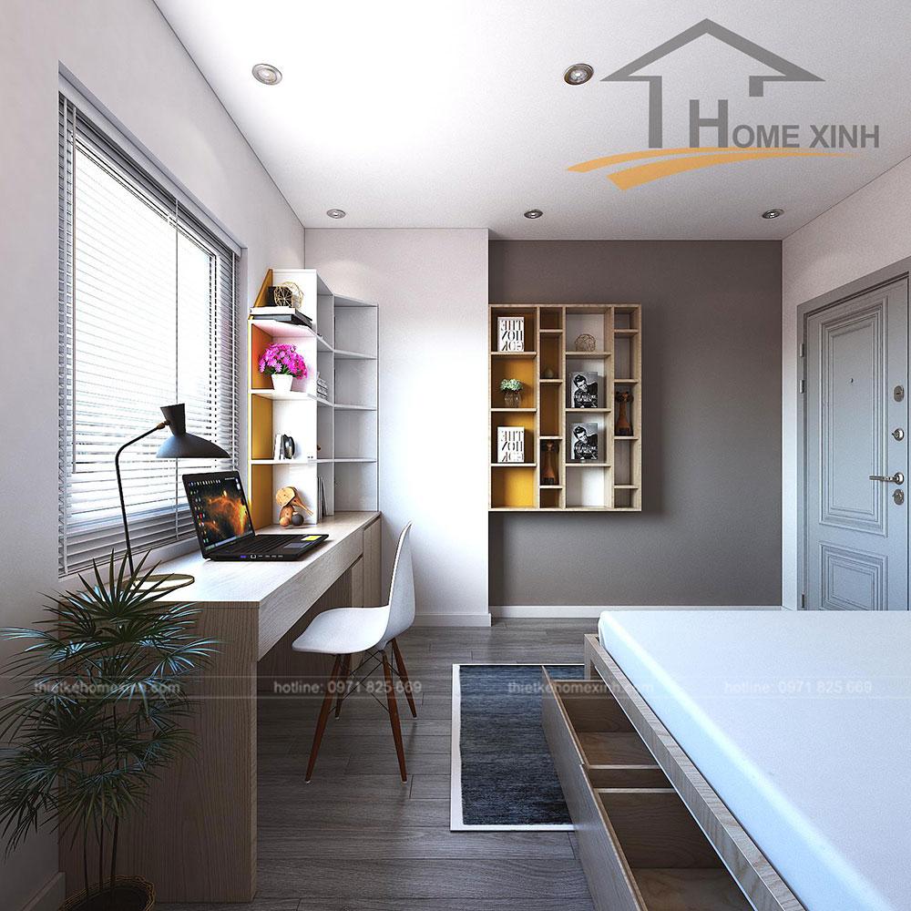 3 bước để lựa chọn được dịch vụ thiết kế nội thất chung cư mini đẹp