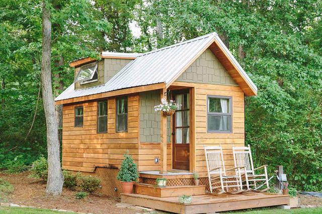 Ưu nhược điểm khi thiết kế nhà bằng gỗ – HomeXinh