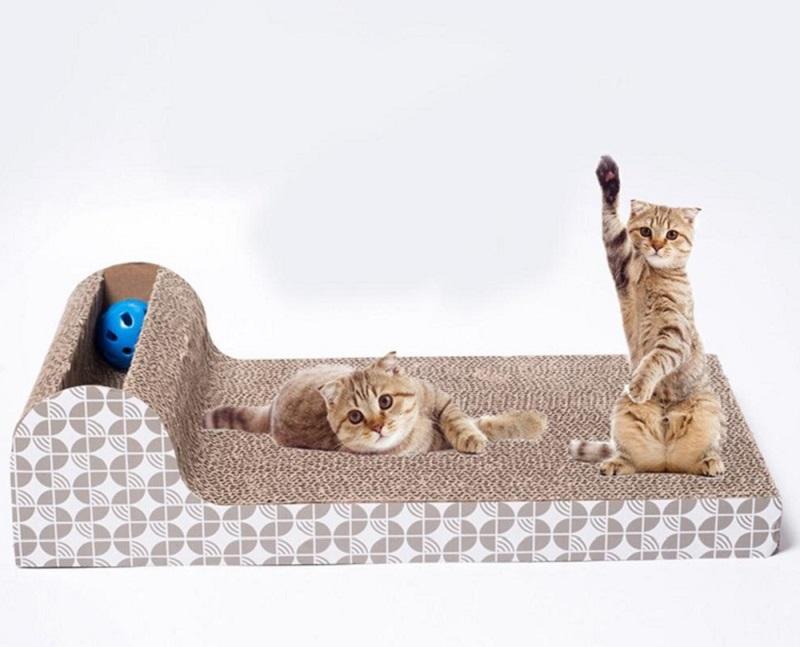 Đồ cào móng – Phụ kiện chó mèo không thể thiếu