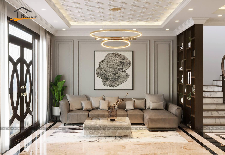 Những điều cần phải Tránh khi thiết kế nội thất phòng khách