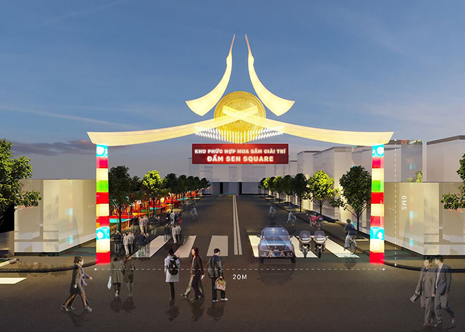 Quận 11 tưng bừng chào đón chợ đêm đặc sắc khu vực Đông Nam Á - 1