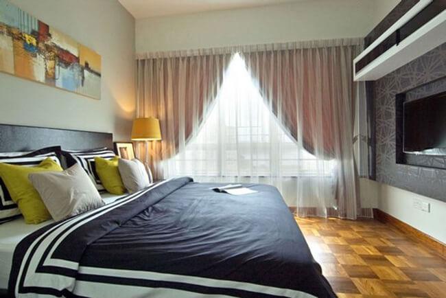 Bí quyết thiết kế nội thất phòng ngủ cho vợ chồng mới cưới