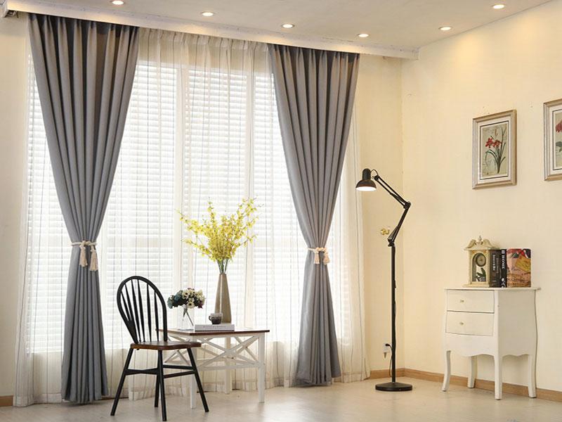 Chọn rèm cửa cho không gian phòng ngủ khó hay dễ?