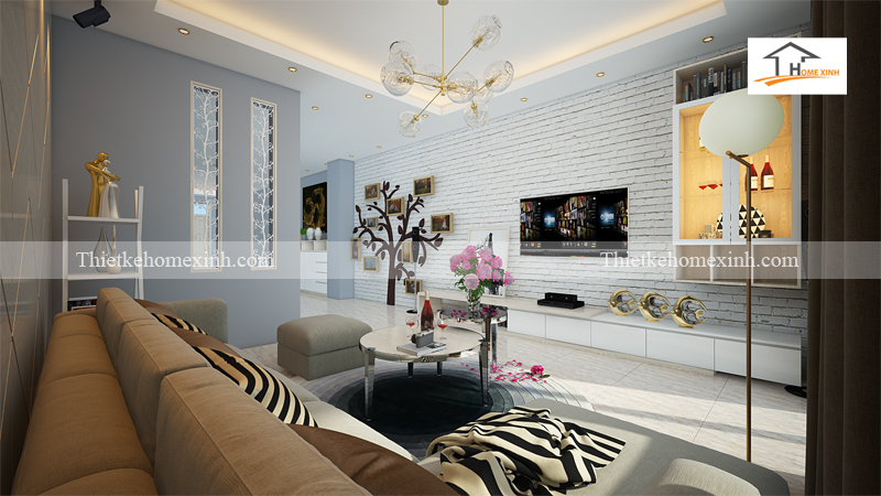Điểm danh những mẫu thiết kế nội thất phòng khách đẹp nhất